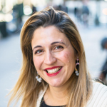Melissa Shahbazian at MVP Executive Search & Development