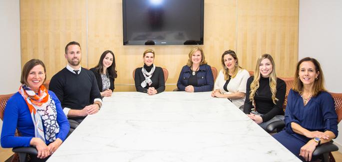 Team at MVP Executive Search & Development